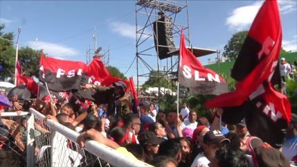 Encuesta: Frente Sandinista ganaría elecciones en Nicaragua