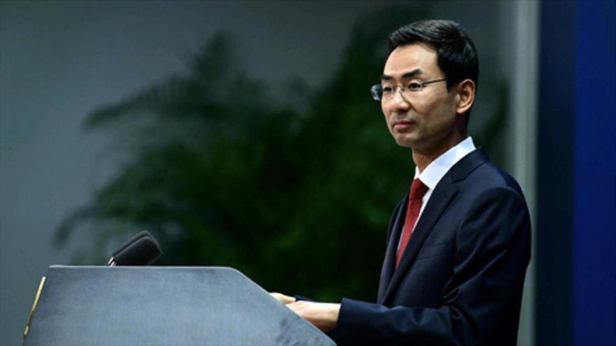 "China acusa a EEUU de ""abusar del concepto de seguridad nacional"" | HISPANTV"