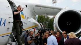 Deshielo político: Rusia y Ucrania canjean 70 presos políticos