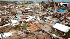 El dolor predomina en Bahamas tras el paso de Dorian