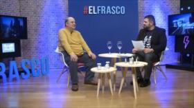 """El Frasco, medios sin cura: """"Quieren una población idiotizada"""""""