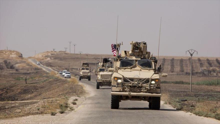 """Turquía y EEUU realizan patrulla en """"zona segura"""" de Siria"""