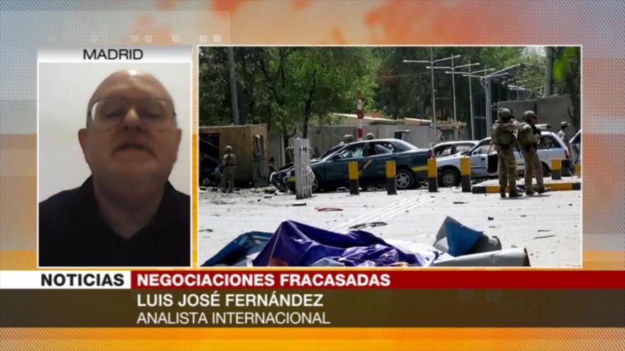 José Fernández: Presencia de EEUU socava seguridad en Afganistán
