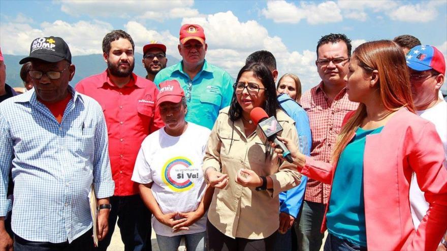 'Trump fue derrotado y no pasará por las fronteras de Venezuela'