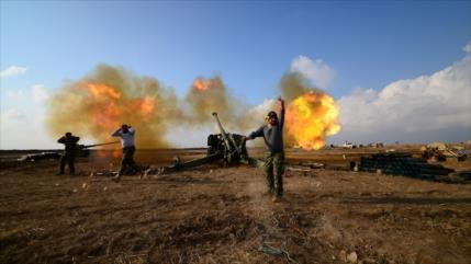 Fuerzas iraquíes liberan 20 aldeas de Daesh en Diyala