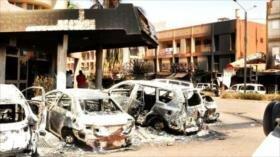 Dos atentados terroristas en Burkina Faso dejan 29 muertos