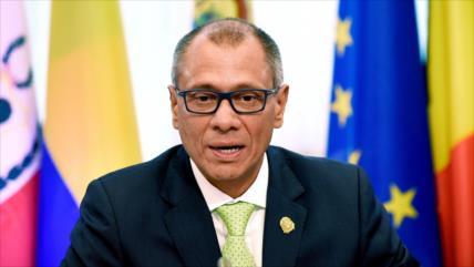 Glas acusa al Gobierno de Lenín Moreno de persecución política