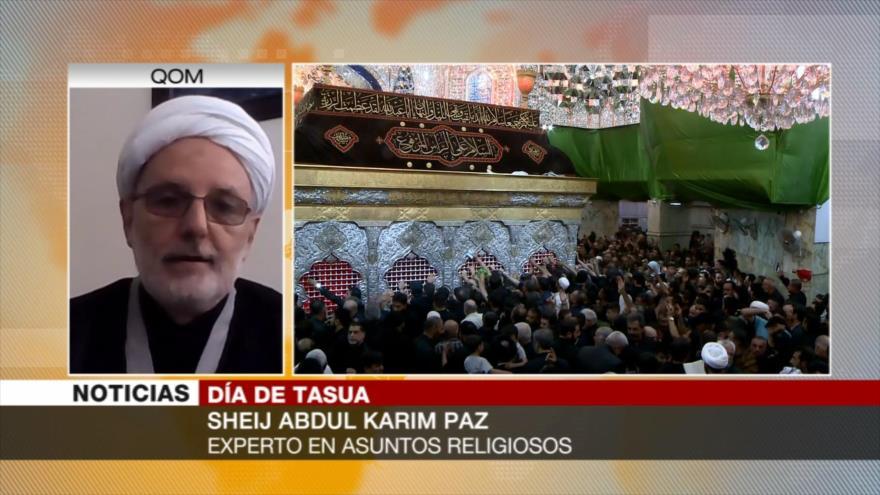 Paz: Imam Husein (P) es un hito en la historia de la humanidad | HISPANTV
