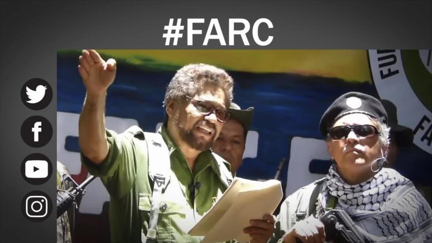 Etiquetaje: Disidentes de las FARC anuncian regreso a lucha armada