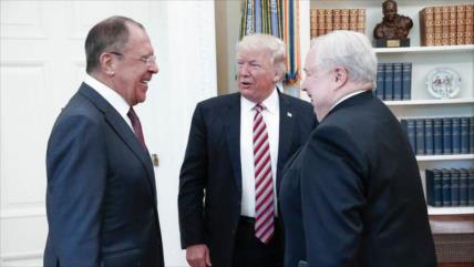 CNN: Trump casi puso en descubierto a alto espía de EEUU en Rusia
