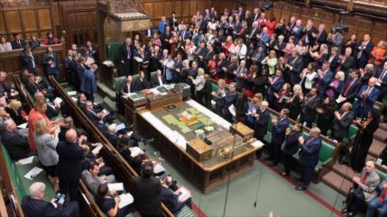 Diputados votan por publicar documentos sobre Brexit sin acuerdo