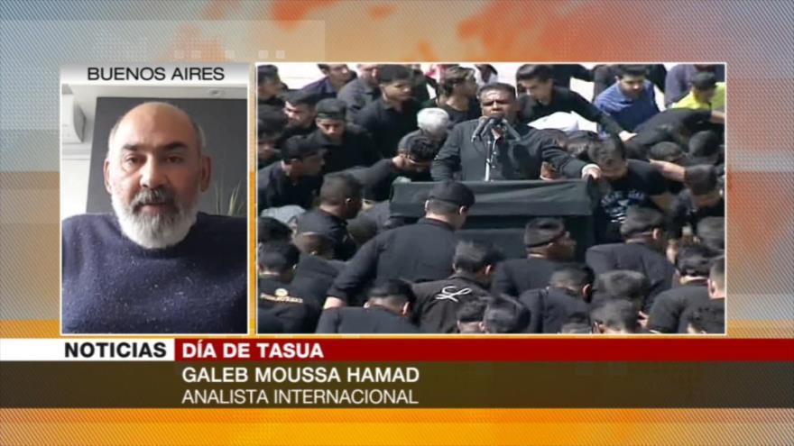 Hamad: Movimientos de Resistencia siguen ejemplo del Imam Husein | HISPANTV