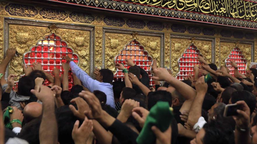 Chiíes de mundo mantienen viva epopeya de Karbala en día de Tasua
