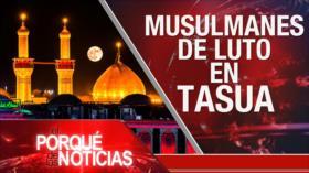 El Porqué de las Noticias: Musulmanes de luto. Acuerdo nuclear de Irán. Caótico Brexit