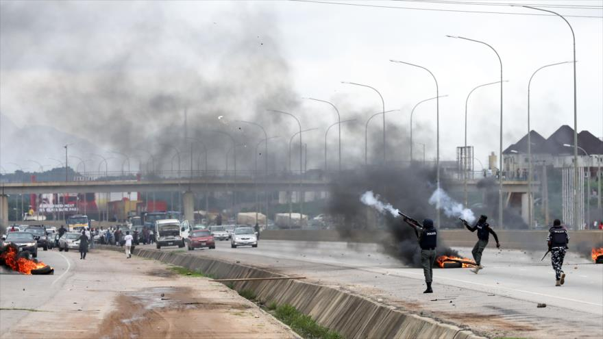 Fuerzas de Nigeria matan a tres enlutados en pleno Día de Ashura