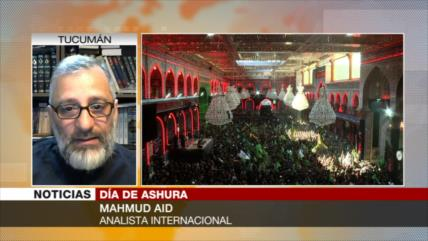 Aid: Conmemoración de Ashura muestra unidad entre musulmanes