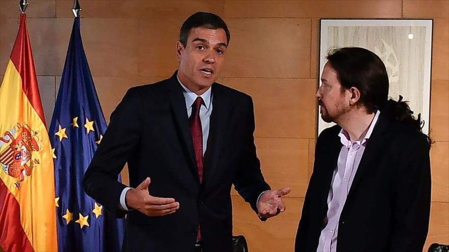 PSOE y Podemos no alcanzan acuerdo para formar gobierno | HISPANTV