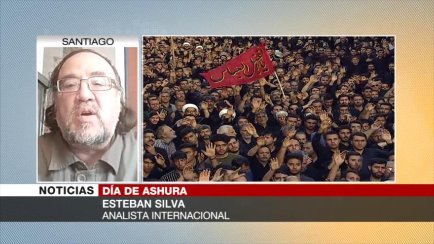 Silva: El sentido de Ashura es resistir ante la opresión