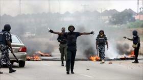 Represión de rituales de Ashura deja 12 muertos en Nigeria
