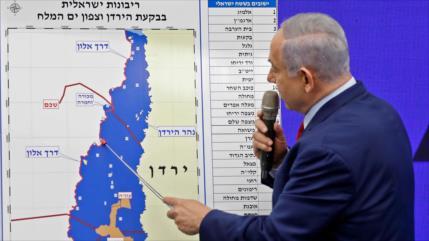 UE: Promesa de Netanyahu sobre Cisjordania atenta contra la paz