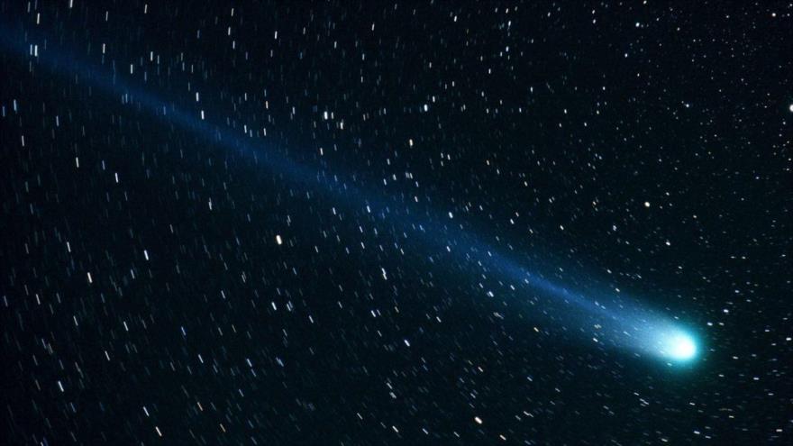 El cometa Hyakutake o Gran Cometa de 1996, cuya aproximación a la Tierra fue una de las más cercanas de los últimos 200 años.