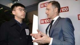 China convoca al embajador alemán por su injerencia en Hong Kong