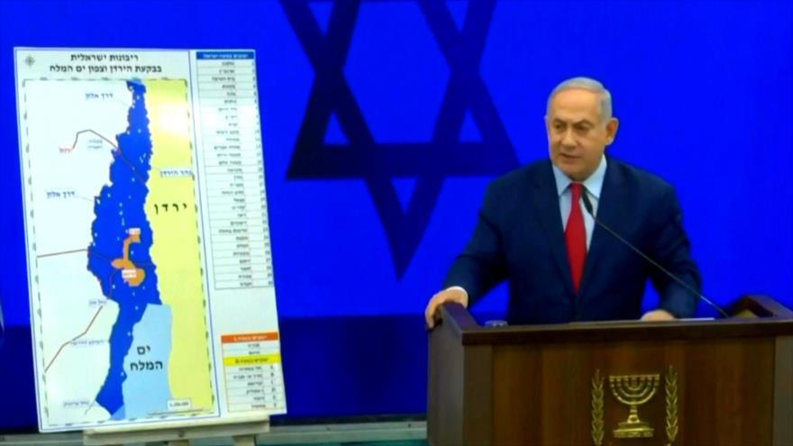 UE y mundo islámico rechazan anexión israelí de Cisjordania