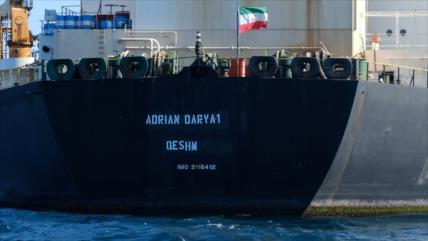 Irán: Petrolero Adrian Darya 1 nunca violó Derecho Internacional