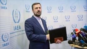 Irán denuncia complot de EEUU e Israel para destruir pacto nuclear