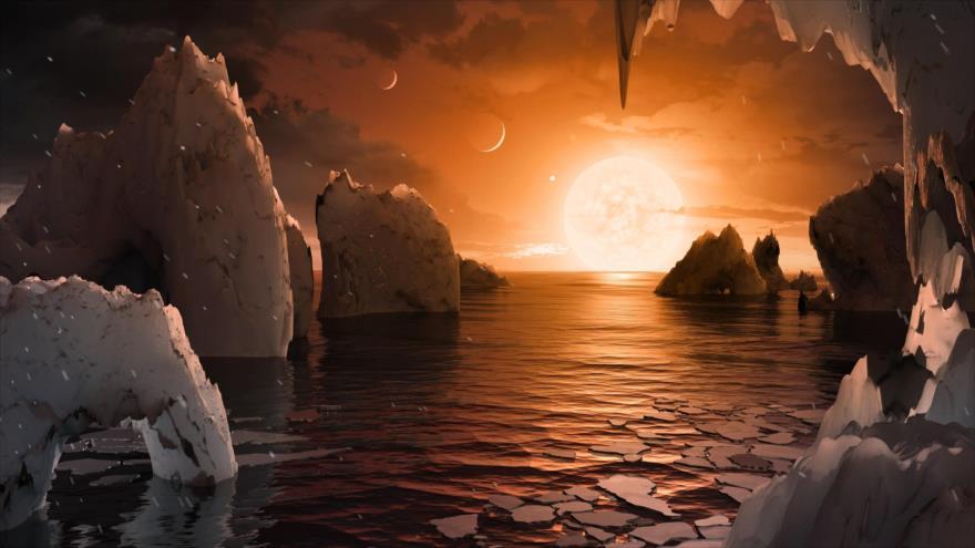 Detectan agua en un exoplaneta posiblemente habitable | HISPANTV