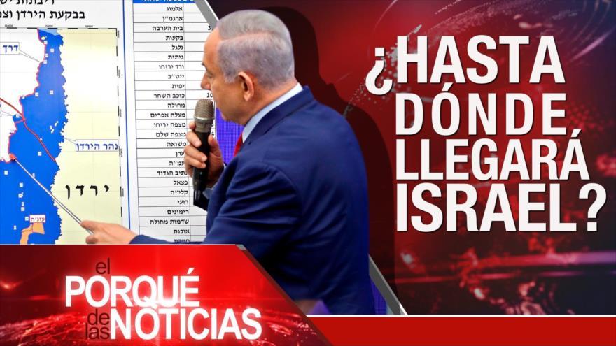 El Porqué de las Noticias: Acuerdo nuclear. No a la ocupación israelí. Desafíos de España
