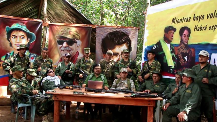 "FARC tacha de ""calumnia"" denuncias sobre sus nexos con Venezuela | HISPANTV"
