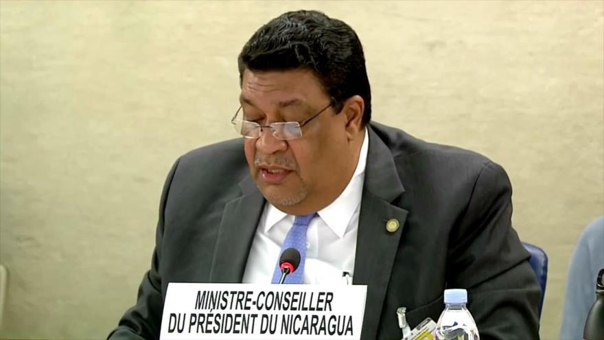 Nicaragua rechaza informe de alta comisionada de ONU sobre DDHH