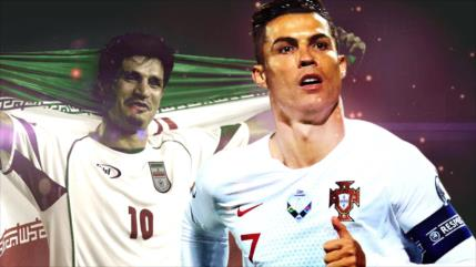 Máximo goleador iraní: No me preocupa si Ronaldo bate mi récord