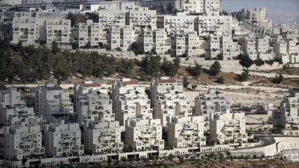 Israel aumentó 60 % construcción de colonias en Al-Quds desde 2017