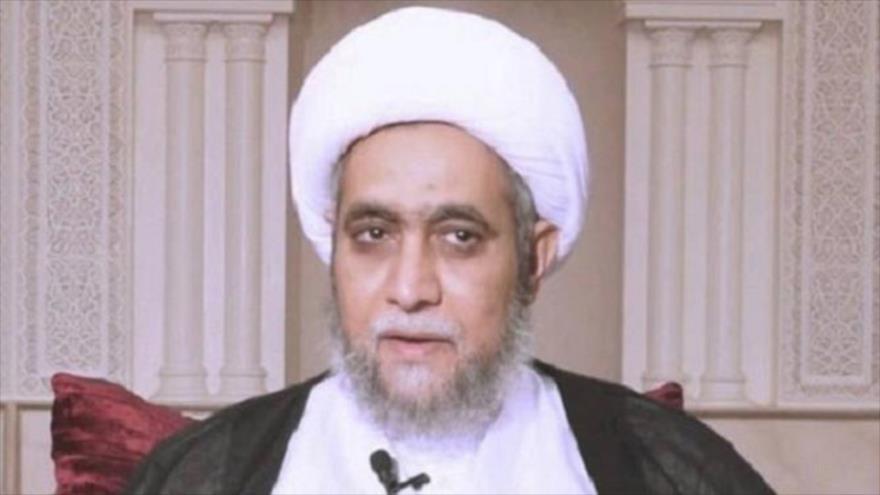 El activista y clérigo chií saudí sheij Muhamad al-Habib.