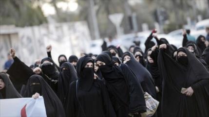 Informe: aumentan los abusos contra mujeres presas en Baréin