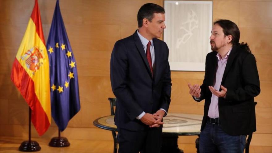 Sánchez rechaza oferta de Iglesias para hacer una coalición temporal