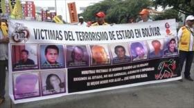 Maestros colombianos realizan paro por amenazas contra sus vidas