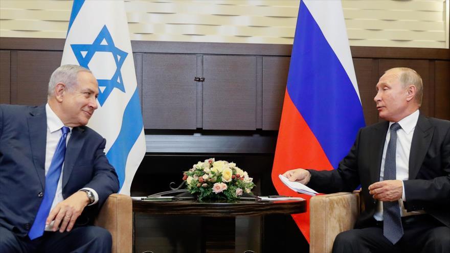Rusia avisa a Israel: Hay que respetar la soberanía de Siria | HISPANTV