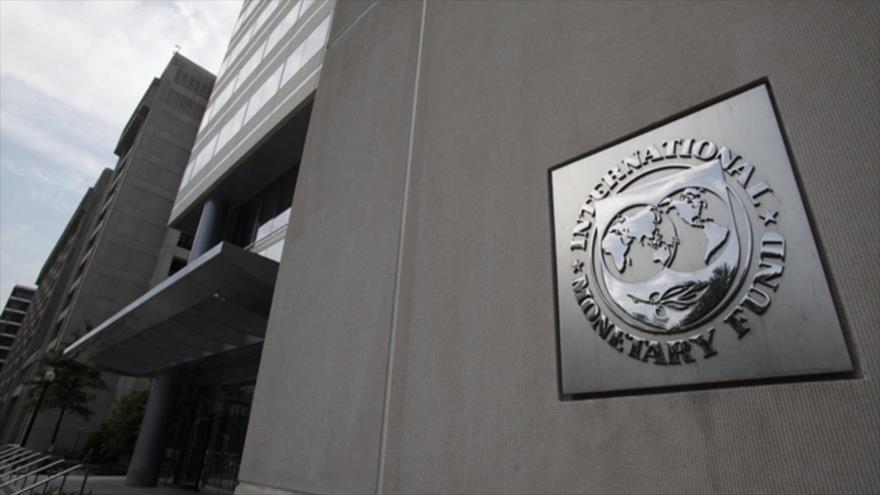 Sede central del Fondo Monetario Internacional en Washington, capital de EE.UU.