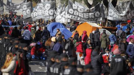 Argentina aprueba ley de Emergencia Alimentaria tras protestas