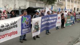 Rechazan persecución a dirigentes comunitarios en Panamá