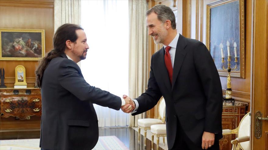 Iglesias advierte que se abstendrá si Sánchez no acepta coalición