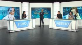 Foro Abierto: Perú; debaten adelanto electoral