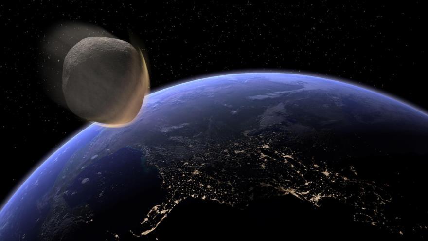 Dos grandes asteroides pasarán cerca de la Tierra esta semana.