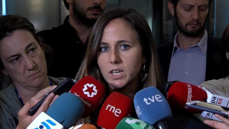 Unidas Podemos: Muertes en Mediterráneo son crímenes de lesa humanidad