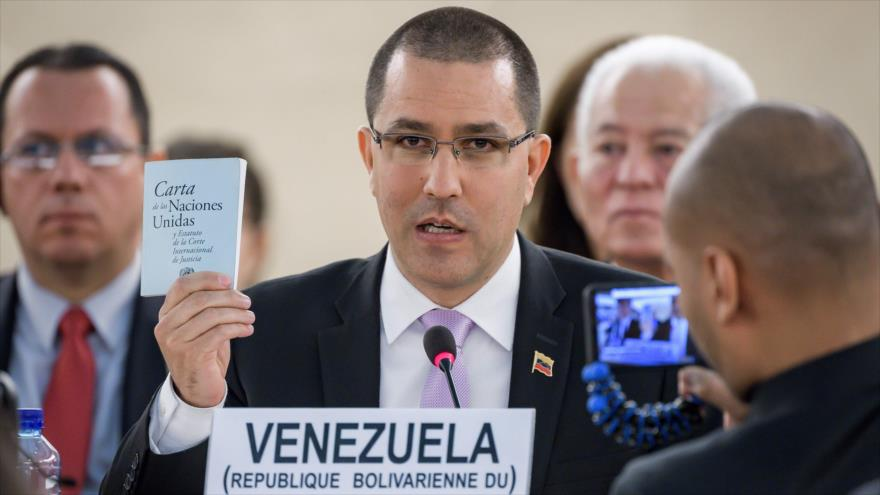 "Venezuela tacha de ""muerto"" el tratado militar TIAR"