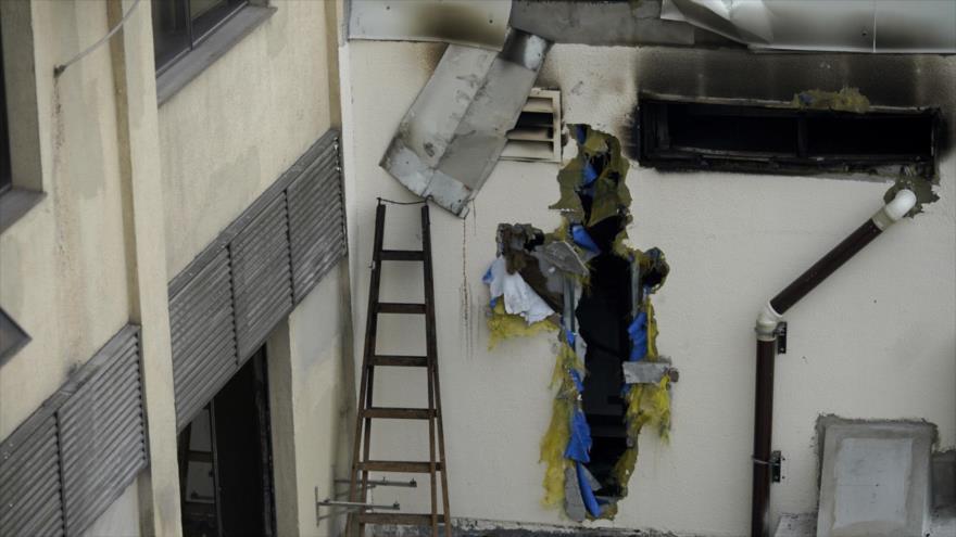 11 personas mueren en incendio en un hospital de Brasil   HISPANTV