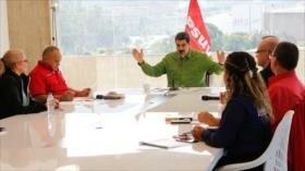 Maduro dice que habrá elecciones para 'rescatar' el Parlamento